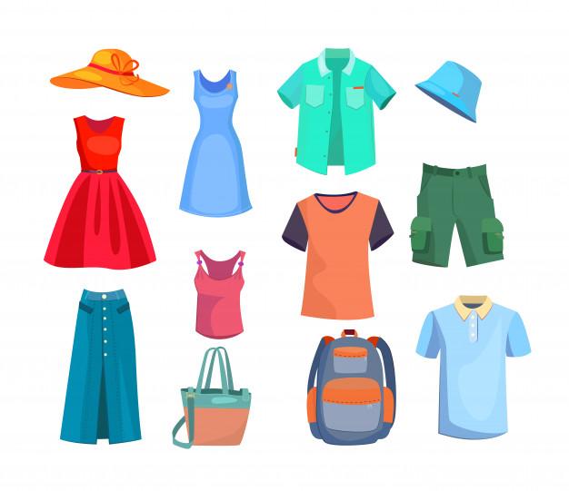 子連れ旅行時の子どもの服装