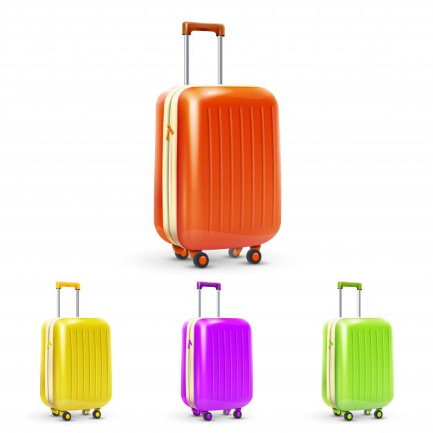 子連れ旅行のスーツケース